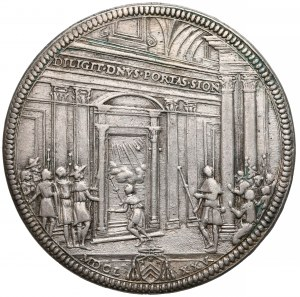 Watykan (papiestwo), Klemens X, 1 piastra 1675