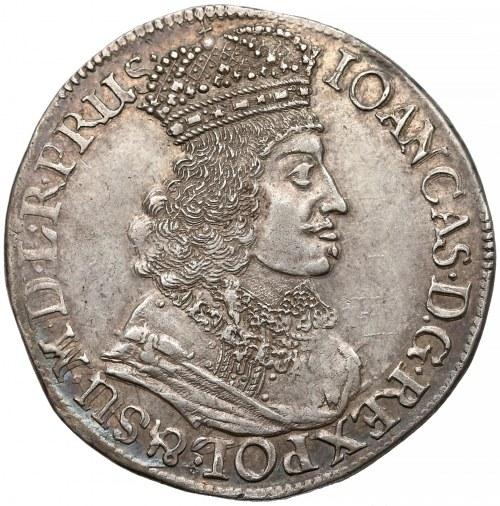 Jan Kazimierz, Ort Gdańsk 1650 GR - RZADKOŚĆ