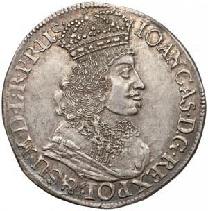 Jan II Kazimierz, Ort Gdańsk 1650 GR - RZADKOŚĆ