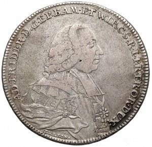 Niemcy, Würzburg (biskupstwo), Półtalar 1761