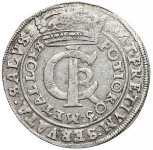 Jan II Kazimierz, Tymf Bydgoszcz 1663 AT - ES zamiast EST