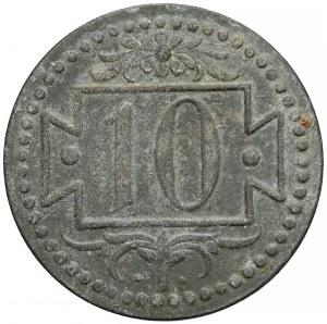 Gdańsk, 10 fenigów 1920 - 55 perełek
