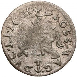 Zygmunt III Waza, Grosz Wilno 1609 - wczesny typ