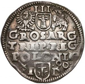 Zygmunt III Waza, Trojak Poznań 1590 ID - Przegonia