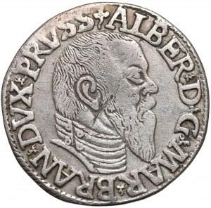 Prusy, Albrecht Hohenzollern, Trojak Królewiec 1546