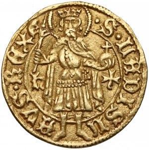 Węgry, Maciej Korwin, Goldgulden bez daty (1464-1465)