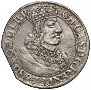 Jan II Kazimierz, Ort Gdańsk 1657 DL