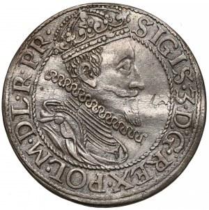 Zygmunt III Waza, Ort Gdańsk 1609 - rzadki rok