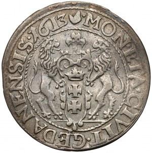Zygmunt III Waza, Ort Gdańsk 1613