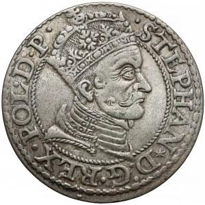 Stefan Batory, Grosz Gdańsk 1579 - drugi typ