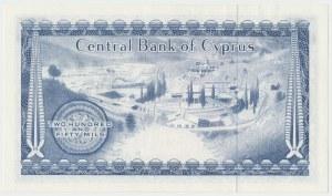 Cypr, 250 mils 1979