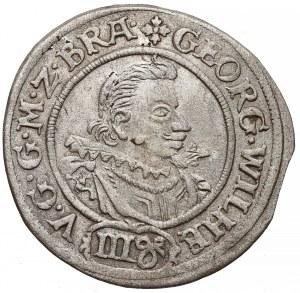 Śląsk, Jerzy Wilhelm, 3 grosze kiperowe 1623, Krosno Odrzańskie