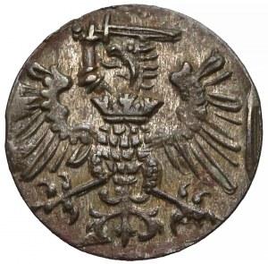 Bezkrólewie, Denar Gdańsk 1573 - 7 łuków