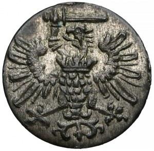 Bezkrólewie, Denar Gdańsk 1573 - 12 łuków