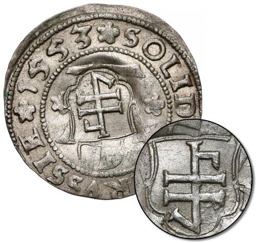 Oblężenie Gdańska, KONTRAMARKA na szelągu pruskim