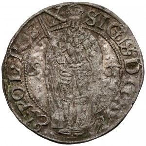 Zygmunt III Waza, 1 öre 1596, Sztokholm - ładne