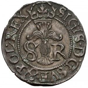 Zygmunt III Waza, 1/2 öre 1598 - bardzo ładne