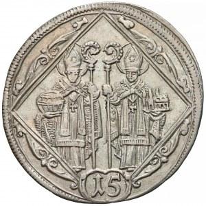 Austria, Salzburg, 15 krajcarów 1694