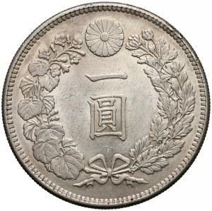 Japonia, Mutsuhito, Yen rok 38 (1905)