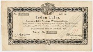 1 talar 1810 - Ostrowski