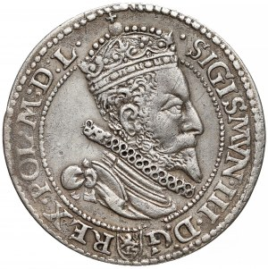 Zygmunt III Waza, Szóstak Malbork 1600-M - rzadki