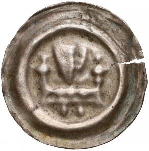 Niemcy, Saksonia-Wittenberg, Albrecht II, Brakteat