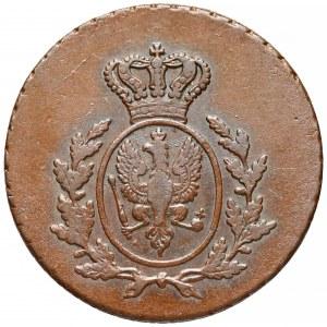 Wielkie Księstwo Poznańskie, Fryderyk Wilhelm III, 3 grosze 1816-B