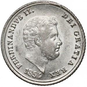 Włochy, Ferdynand II, 10 grana 1854/3