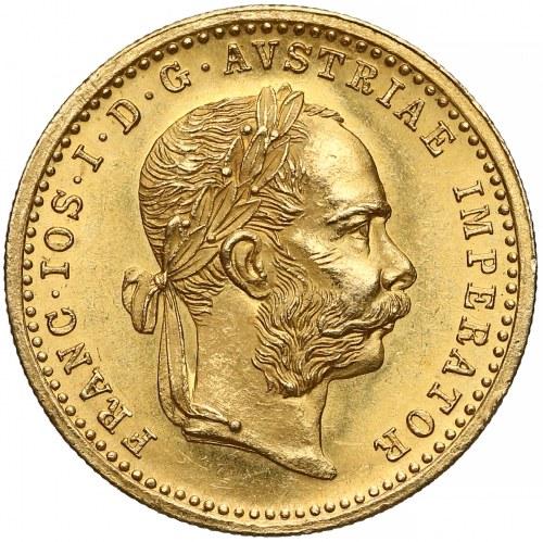 Austro-Węgry, Franciszek Józef I, Dukat Wiedeń 1912