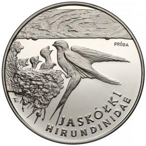 Próba NIKIEL 300.000 zł 1993 Jaskółki