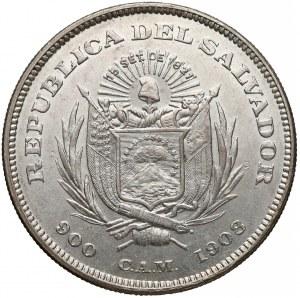 Salwador, Peso 1908 - Krzysztof Kolumb