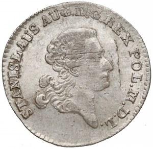 Poniatowski, Złotówka 1766 F.S.