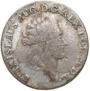 Poniatowski, Złotówka 1785 E.B.