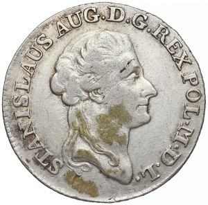 Poniatowski, Złotówka 1787 E.B.