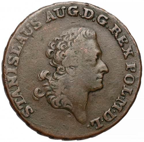 Poniatowski, Trojak 1791 E.B.