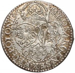 Zygmunt III Waza, Szóstak Malbork 1596