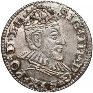 Zygmunt III Waza, Trojak Ryga 1590