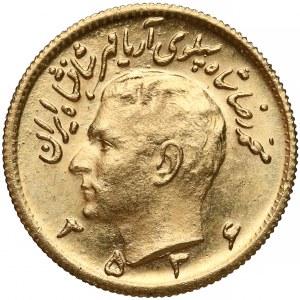 Iran, Mohammad Reza Pahlavi, 1/2 pahlavi 1977