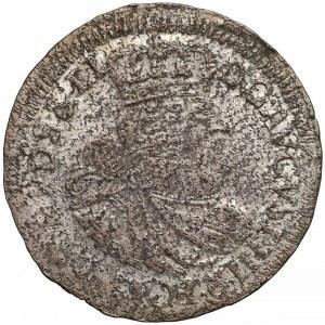 August III Sas, Szóstak Toruń 1763 DB - rzadki