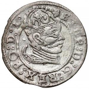 Stefan Batory, Grosz Ryga 1583