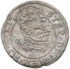 Stefan Batory, Grosz Ryga 1582 - LIᵒ