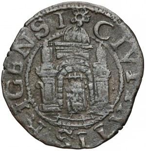 Wolne Miasto Ryga, Szeląg ryski 1570