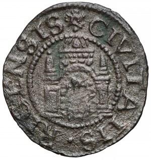 Wolne Miasto Ryga, Szeląg ryski 1571