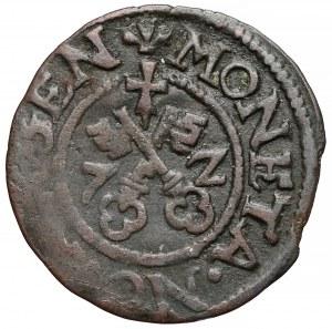 Wolne Miasto Ryga, Szeląg ryski 1572