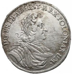 August II Mocny, 2/3 talara (gulden) Drezno 1704 ILH