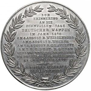 Niemcy, Prusy, Medal Wojna 1871