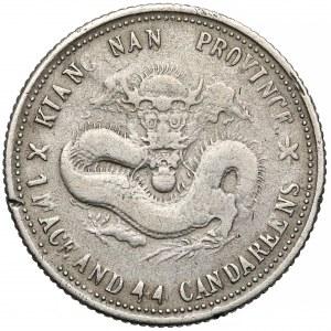 Chiny, Kiangnan, 20 cents (1899)