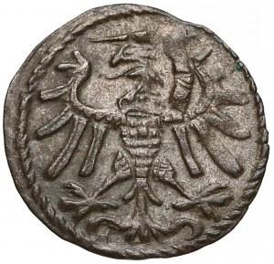 Zygmunt I Stary, Denar Gdańsk 1539 MS - rzadki