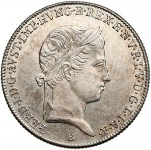 Austria, 10 krajcarów 1847-B