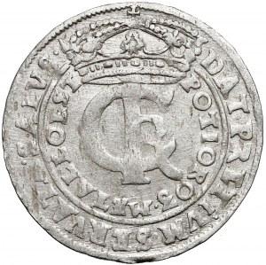 Jan II Kazimierz, Tymf Bydgoszcz 1666 AT
